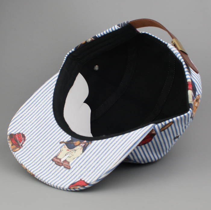 4985f6cee07 Ralph Lauren Polo Bear Custom 5 panel caps - Agora Clothing Blog