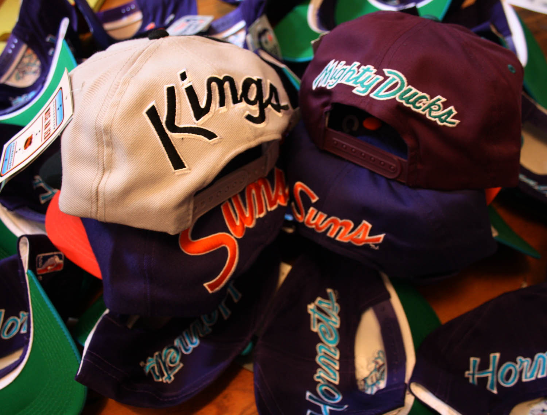 Sports Specialties Team Logo Snapbacks - Agora Clothing Blog