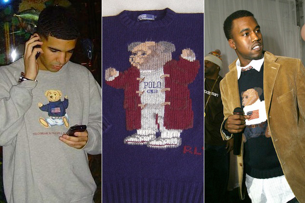 The History Of The Ralph Lauren Polo Bear Sweater Watches 5 Panels