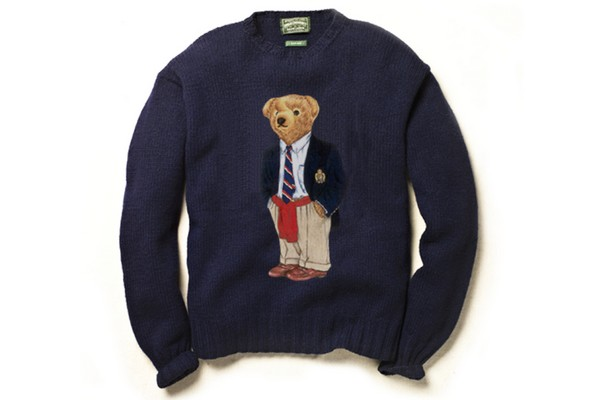 Panels Ralph Lauren BearSweaterWatches5 Polo History Of The xrBdCeWo
