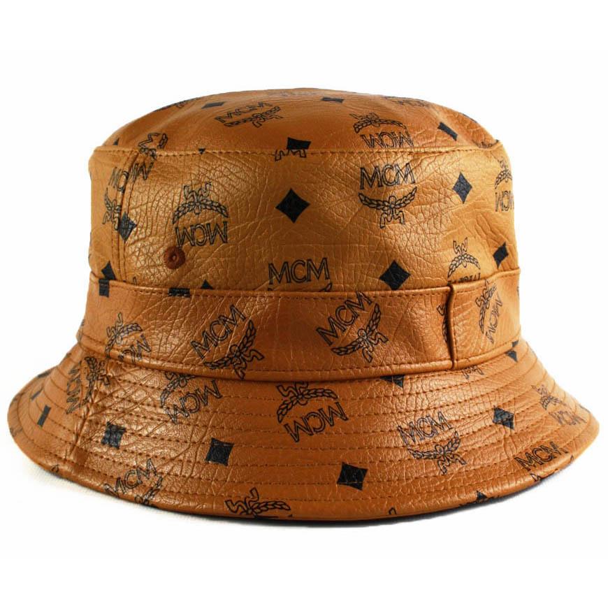 Awesome MCM Bucket Hats - Agora Clothing Blog 2977e8e287e