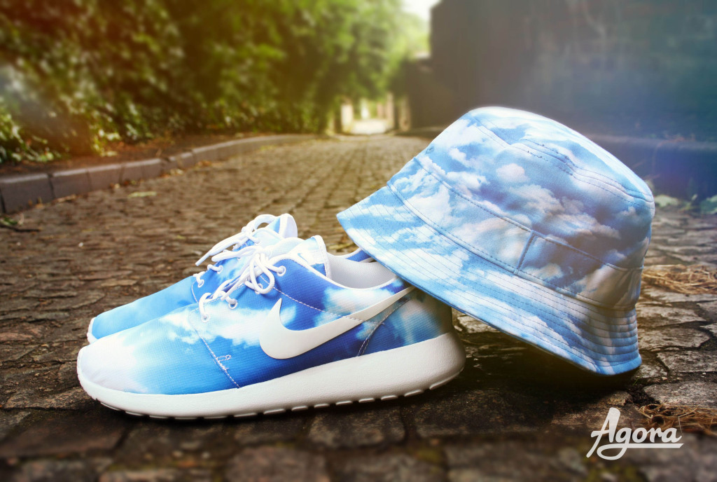 cloud combo nike water