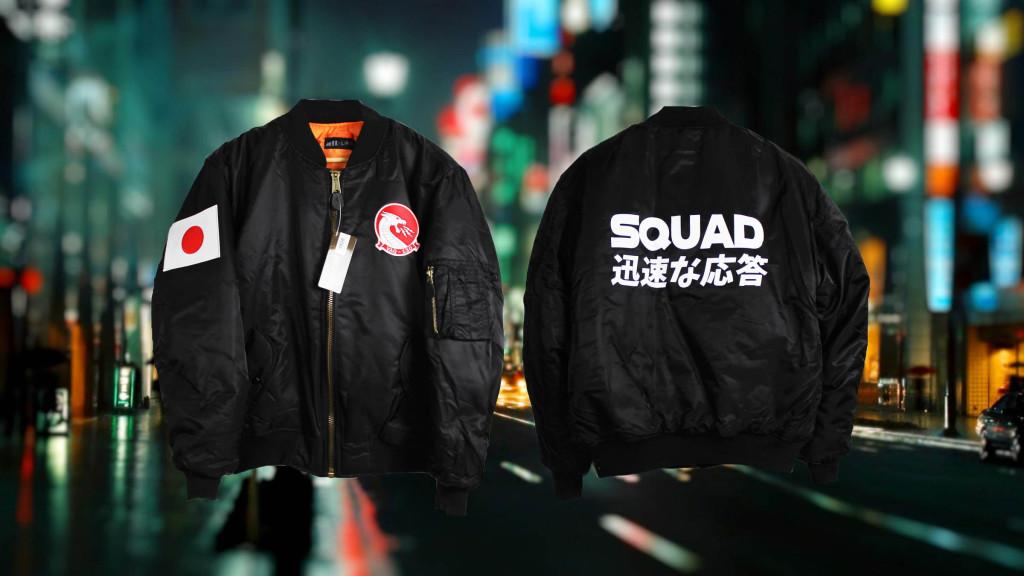 squad jacket