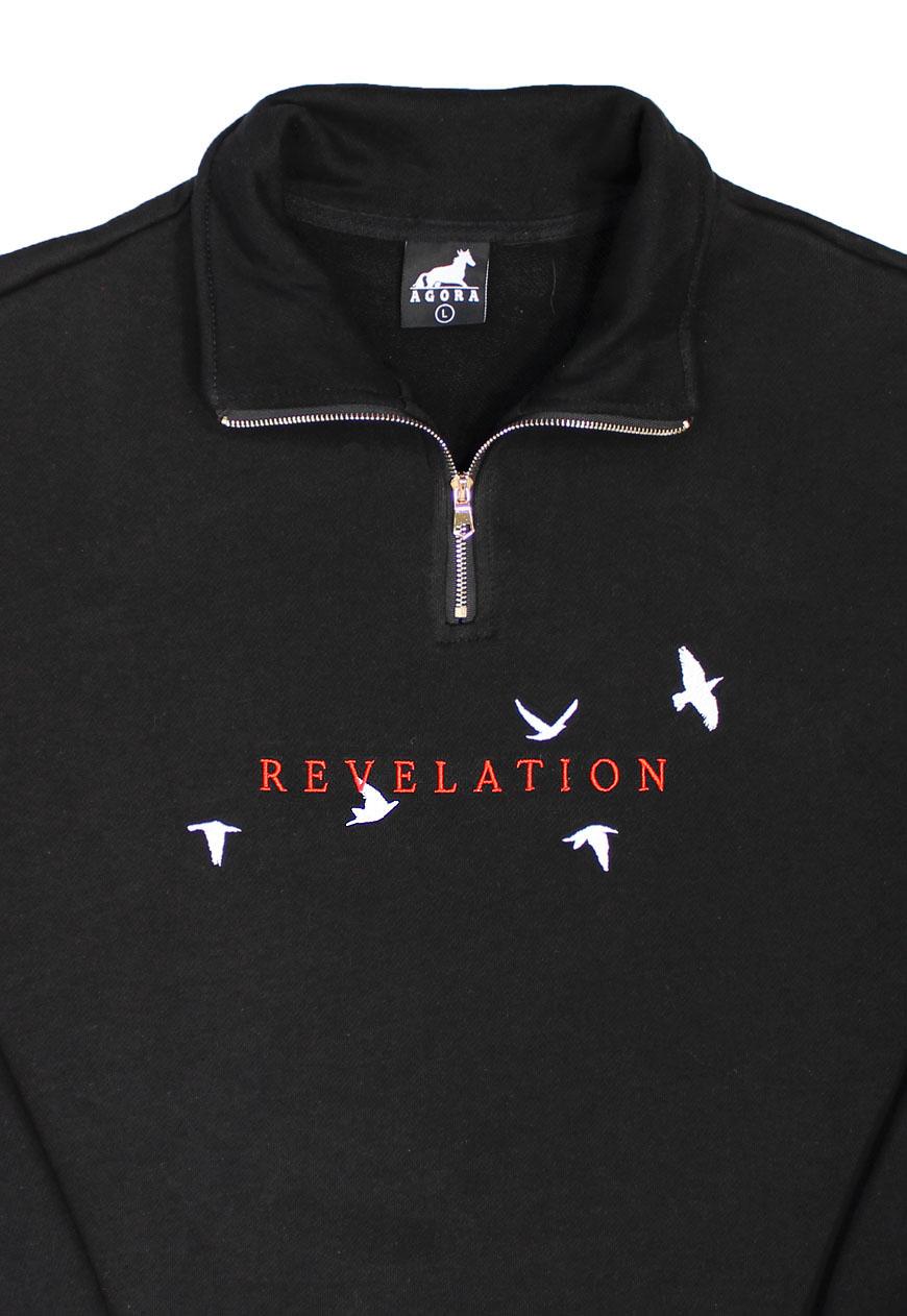 Revelation clothing store