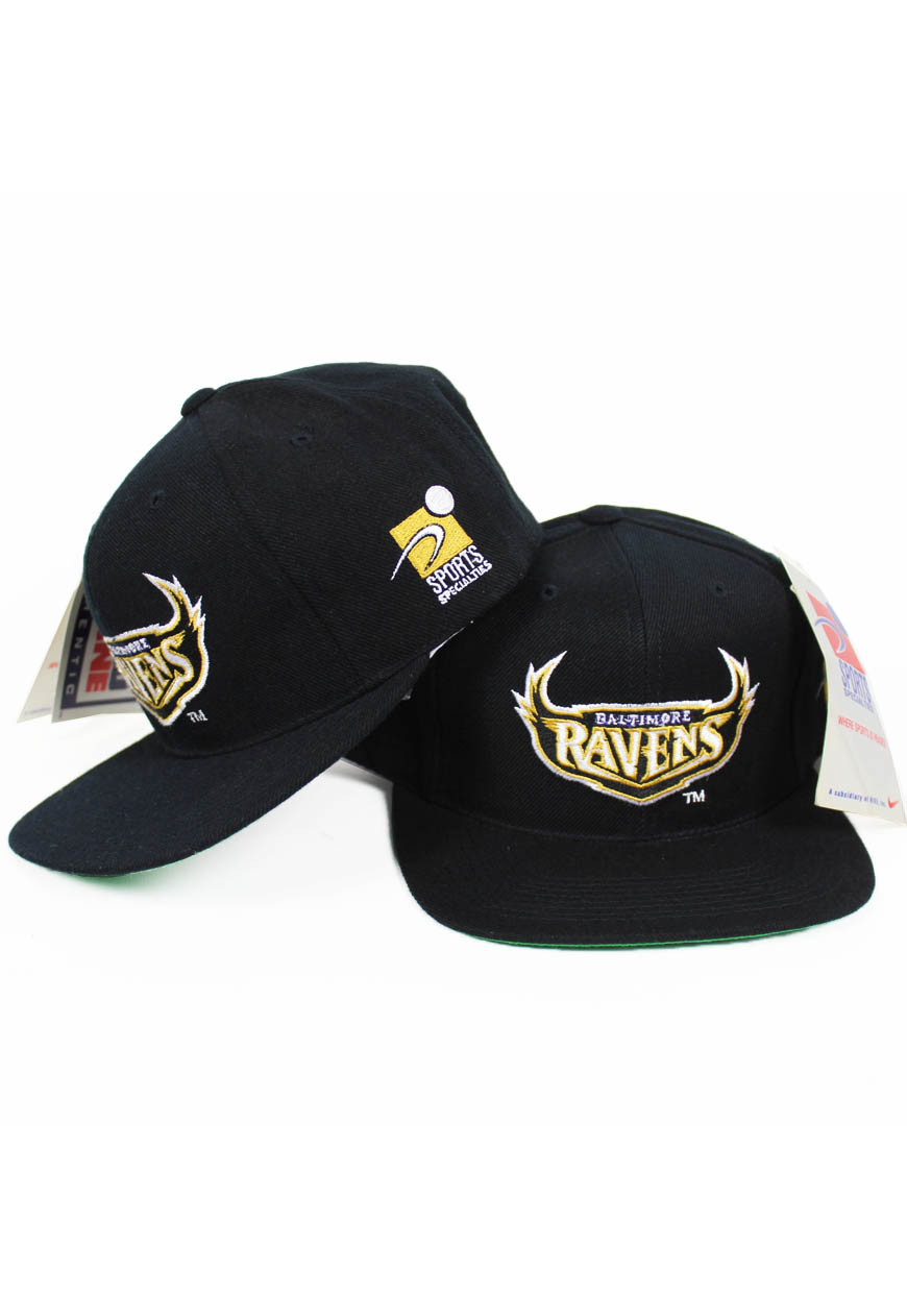 Shop    Agora    Hats    Snapbacks    Vintage Ravens Sports Specialties  Snapback - Agora Clothing - Shop - Products a71a3866f99