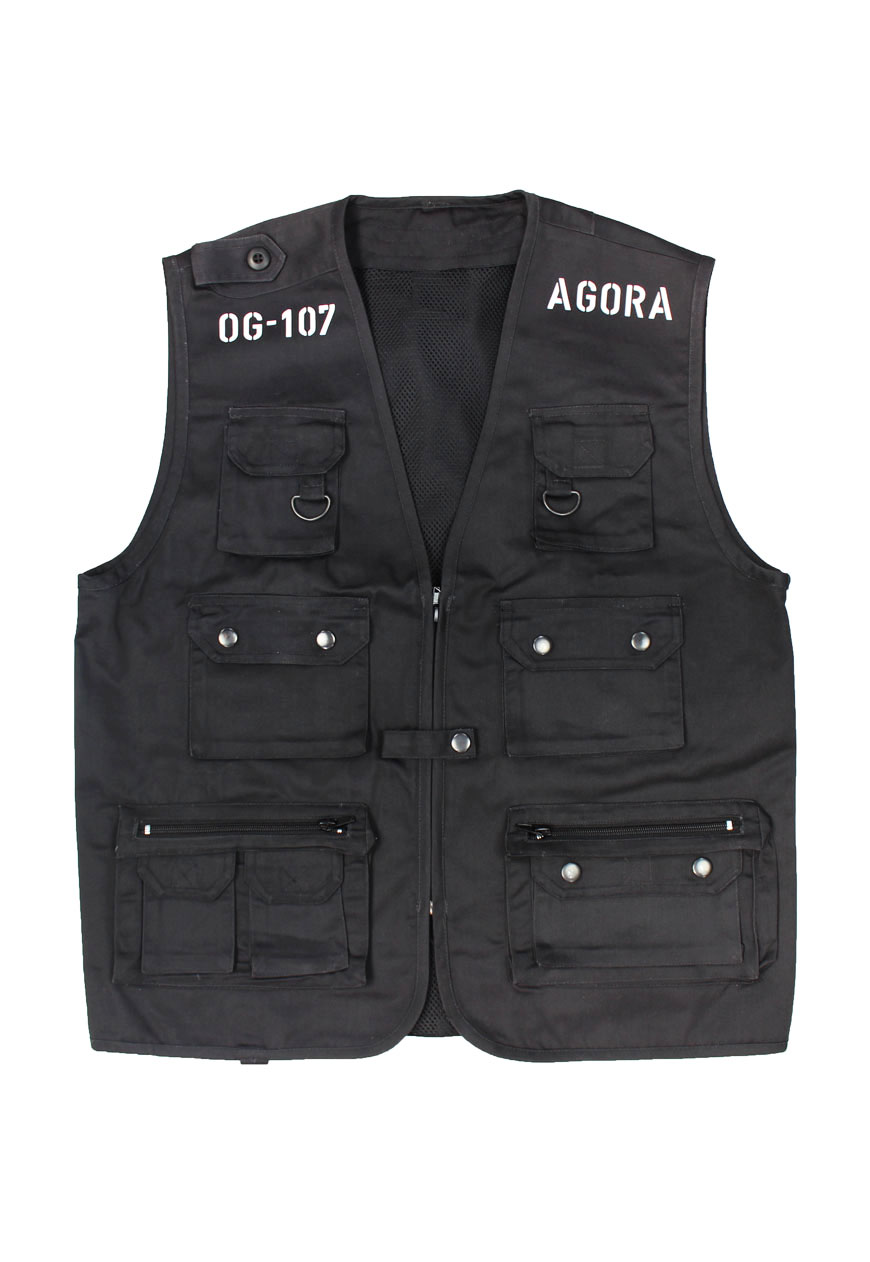44e2563d45f Shop    Agora    Jackets    Tactical Vest - Agora Clothing - Shop - Products