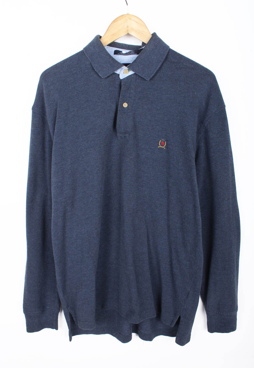 49a3092ba Shop :: Vintage / Branded :: Shirts :: Vintage Tommy Hilfiger Long Sleeve  (L) - Agora Clothing - Shop - Products