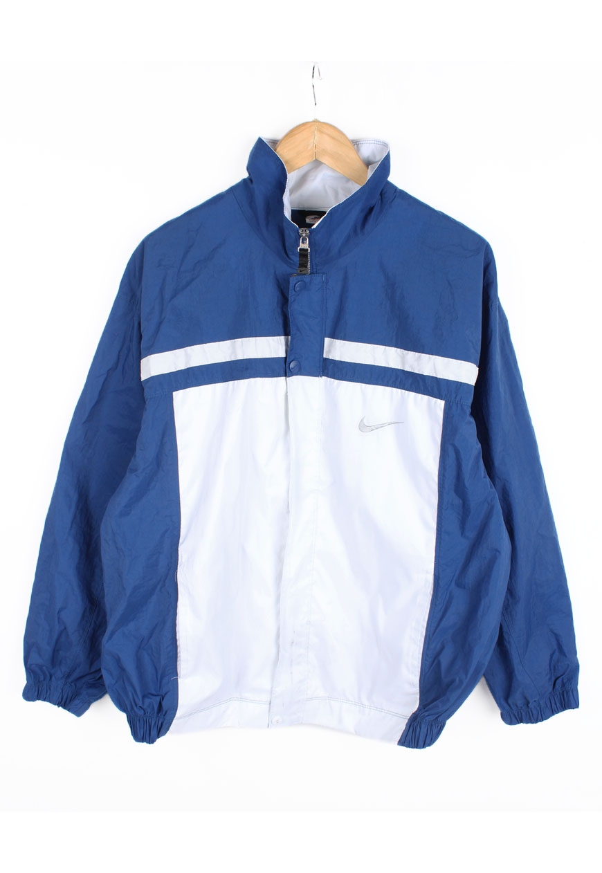 d9be575b5306 Shop    Vintage   Branded    Outerwear    Vintage Nike Windbreaker Jacket (L)  - Agora Clothing - Shop - Products