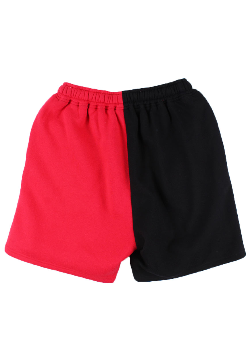 Agora Red Split Shorts Agora Clothing Shop Products