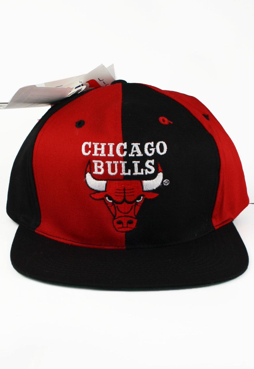 Vintage Watches For Sale >> Vintage 1994 Chicago Bulls Logo 7 Snapback Hat
