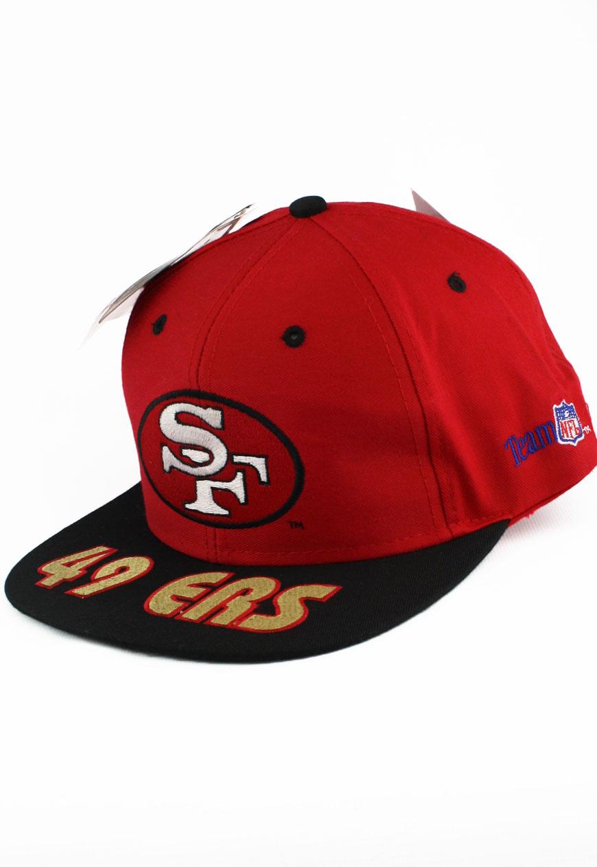 Vintage San Francisco 49ers Snapback Hat Cap 56df96795b5