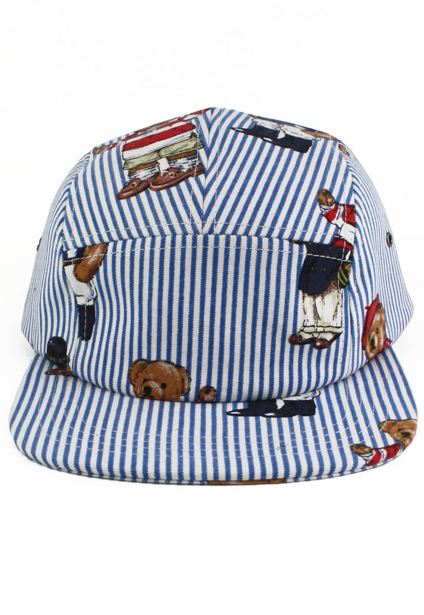 Ralph Lauren Polo Bear 5 Panel Cap