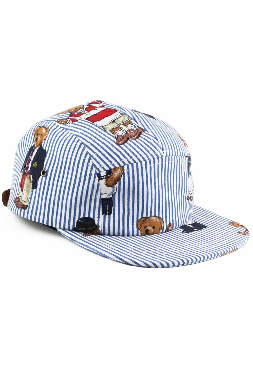 ef07b53658f Ralph Lauren Polo Bear 5 Panel Cap