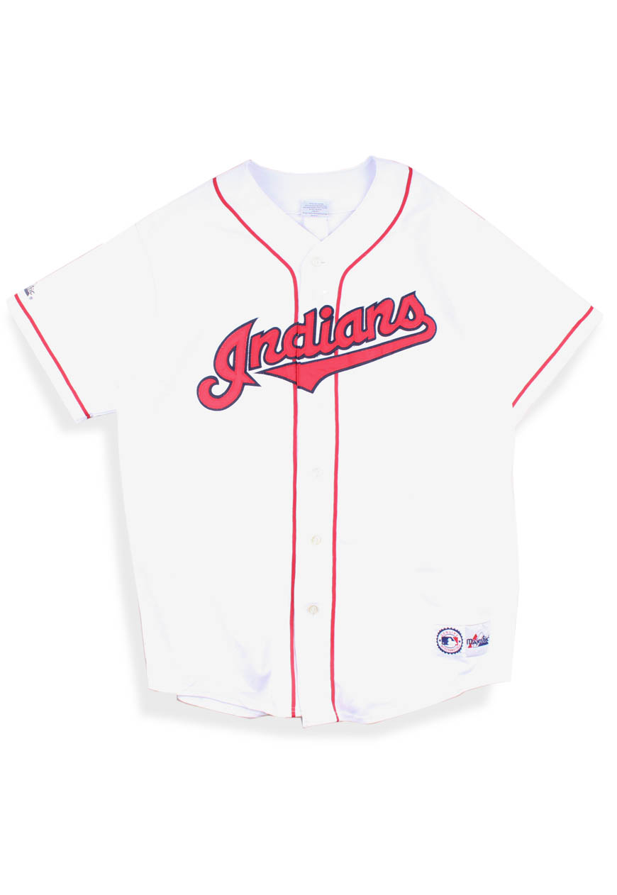 new arrivals ab5a4 e5233 Vintage Cleveland Indians Jersey (XL)