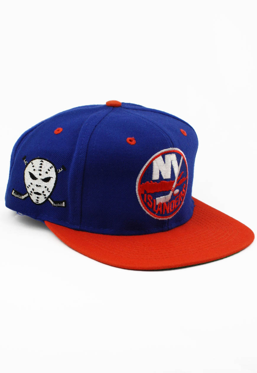 Vintage New York NY Islanders Logo 7 Snapback Hat d9943723b67