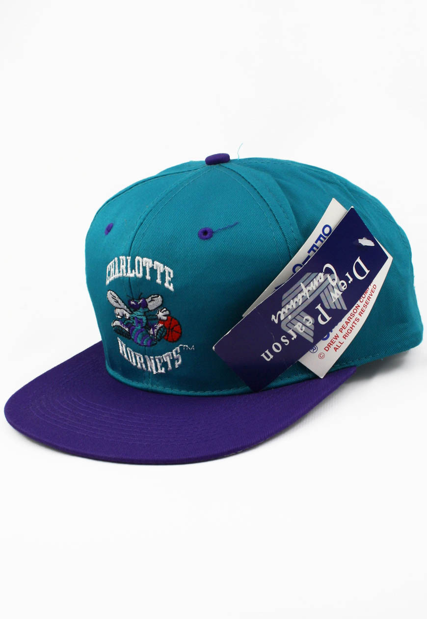 Vintage Watches For Sale >> Vintage Snapbacks Charlotte Hornets Snapback Hat