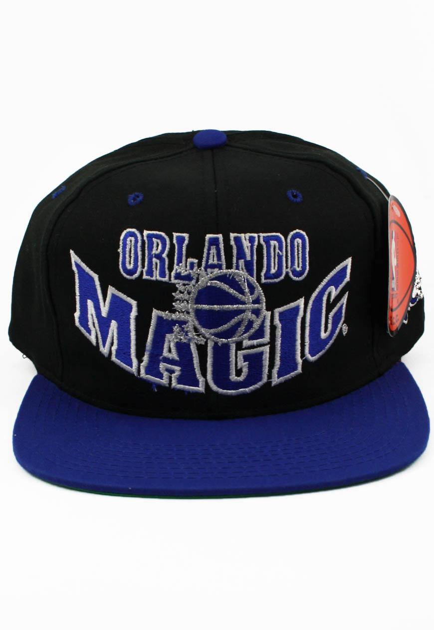 2f650b203529c Vintage Snapbacks Orlando Magic Grossman G Cap Snapback Hat