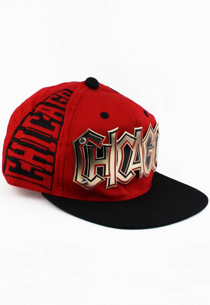 Vintage Chicago Bulls Graffiti Gold Plate Snapback Hat 81d8992b8
