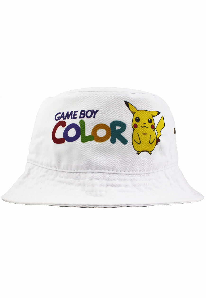 game boy color pikachu bucket hat - Picture Of A Boy To Color
