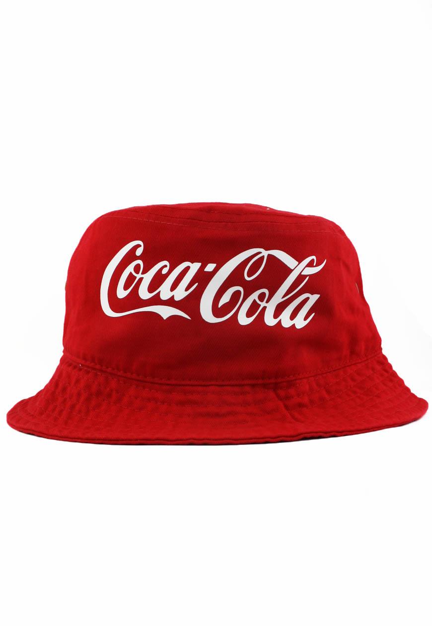 Vintage Coca-Cola Bucket Hat c88dfe688783