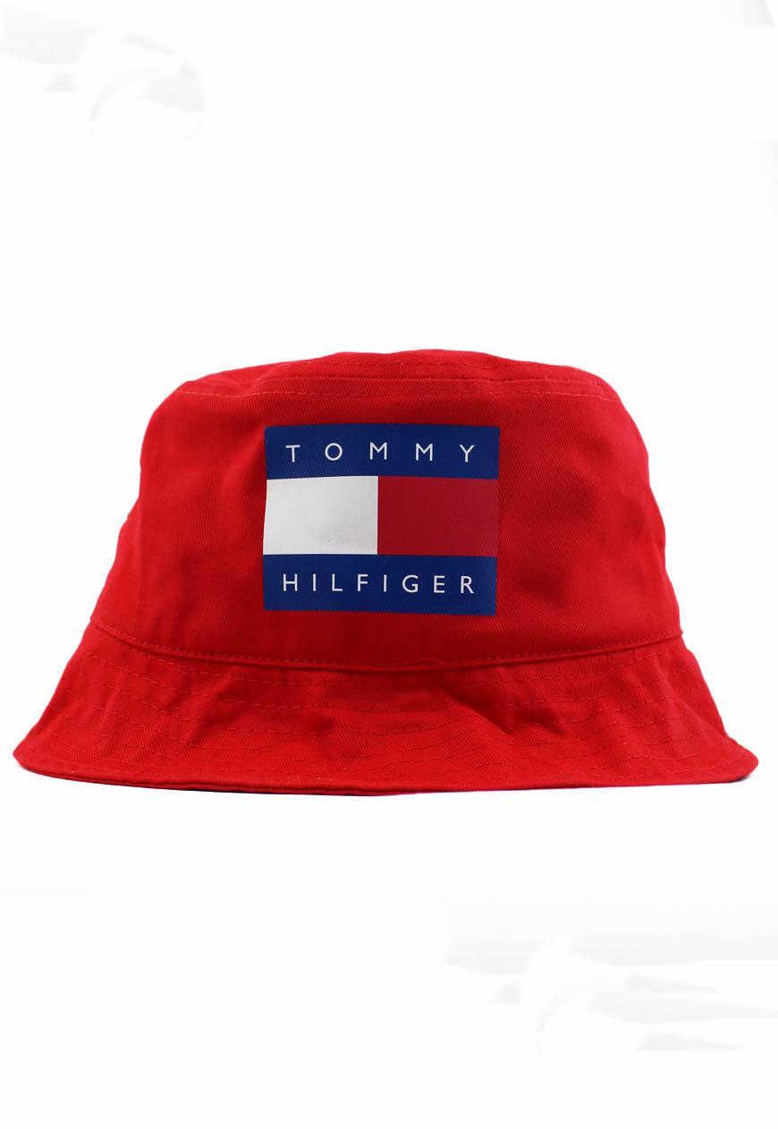 45120a5d  Vintage Tommy Hilfiger Bucket Hat.