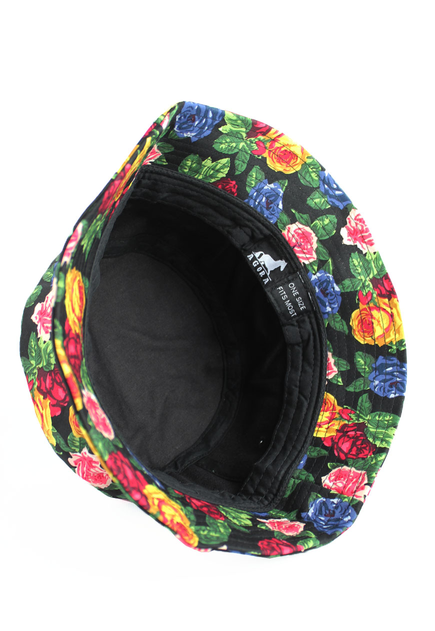 Vintage Watches For Sale >> Rose Bucket Hat