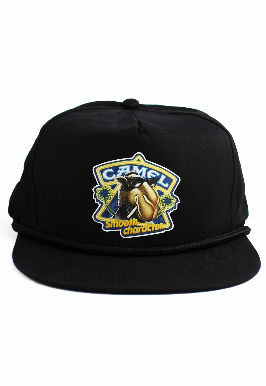 Shop    Vintage   Branded    Snapbacks    Vintage Camel Cigarettes Snapback  Hat - Agora Clothing - Shop - Products 8a8e1b880f9