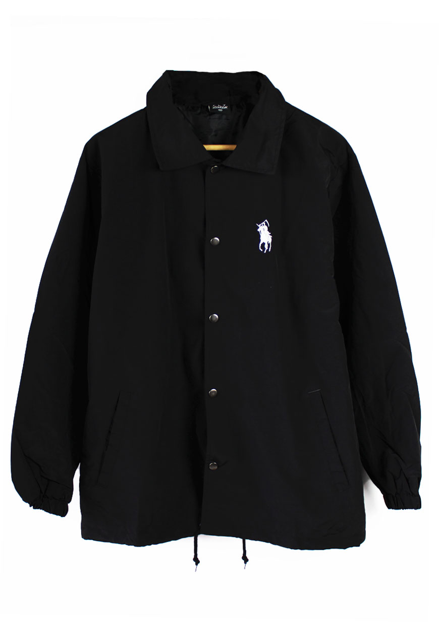 Vintage Watches For Sale >> Grim Reaper Polo Coach Jacket