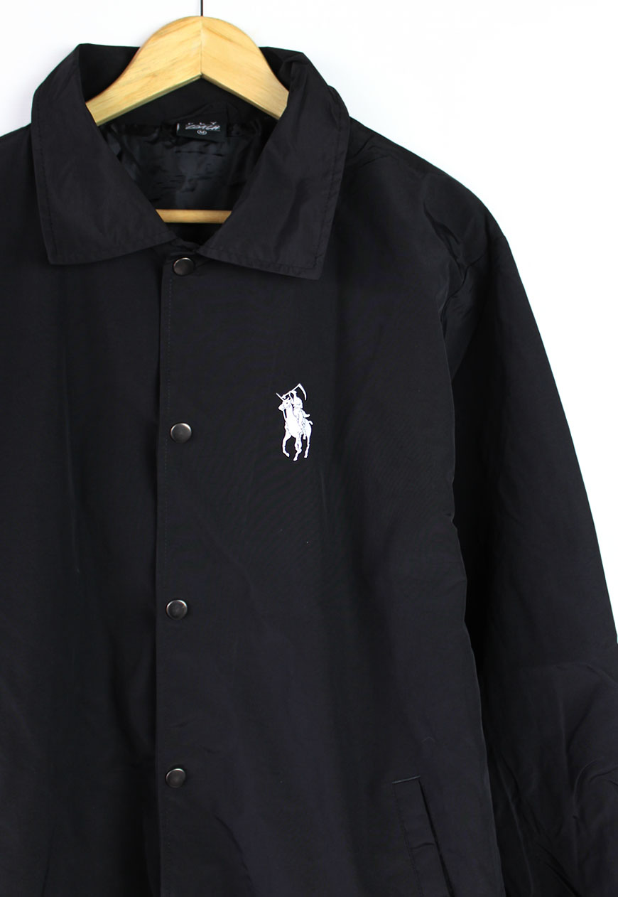 Grim reaper polo coach jacket for Coach jacket