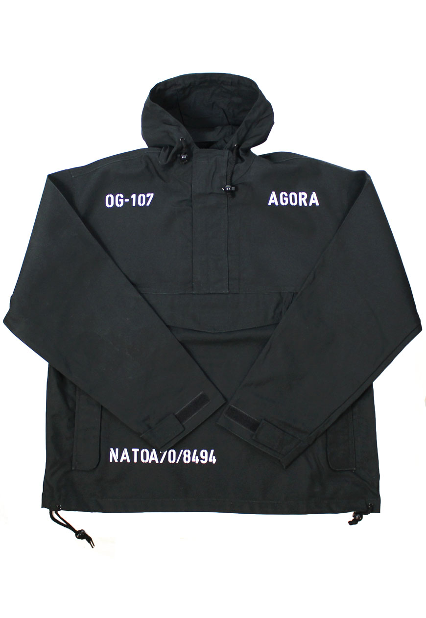 Shop :: Agora :: Jackets :: Military Pullover Jacket - Agora ...