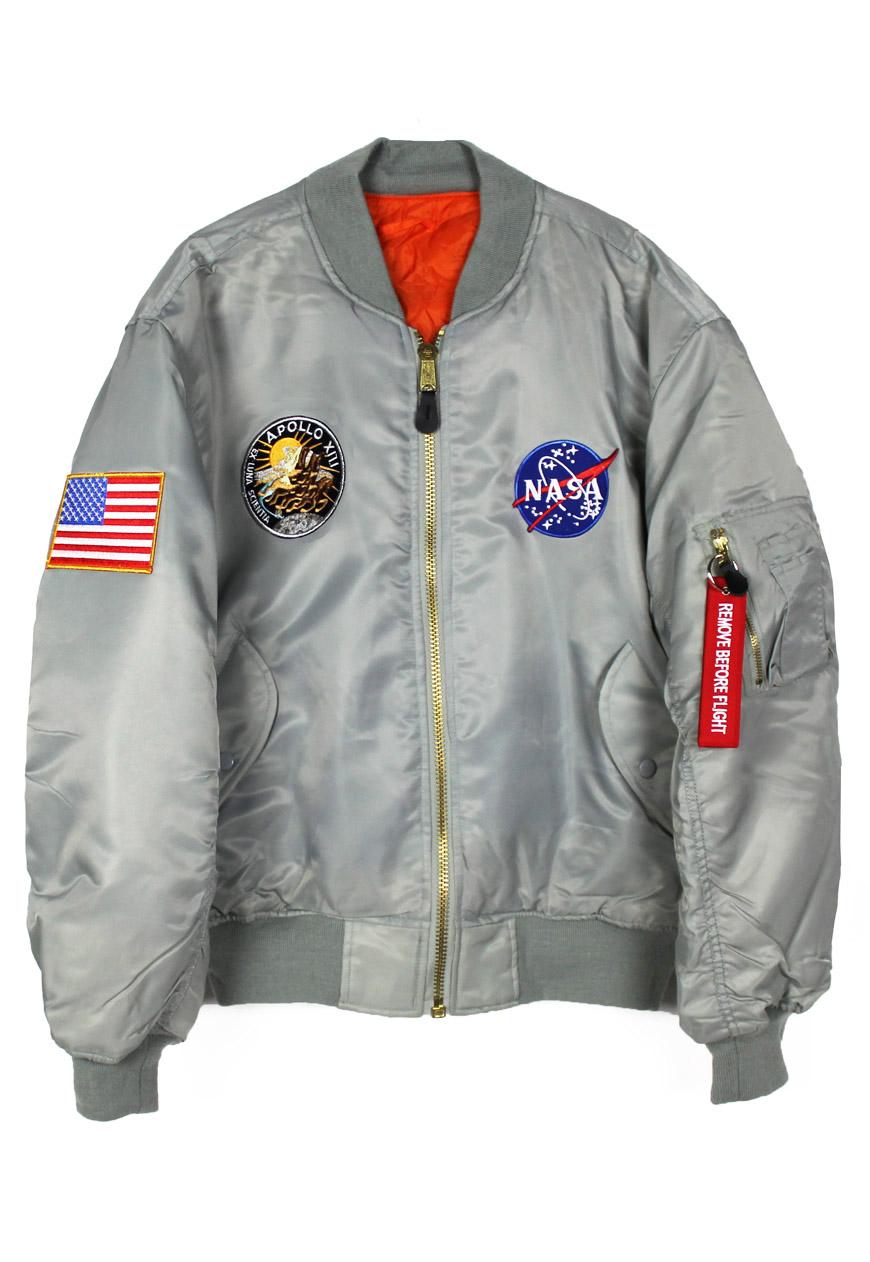 Apollo 13 NASA MA-1 Bomber Jacket